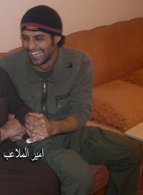 ياسر القحطاني الاستراحة